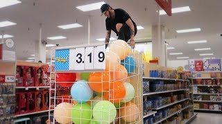 BANNED FROM TARGET FOR LIFE (not clickbait)