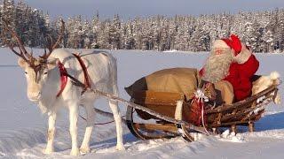 Best of Santa Claus messages to children - Father Christmas Lapland Finland Rovaniemi reindeer