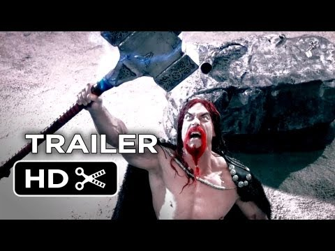 Vikingdom Official Trailer #1 (2013) - Action-Packed Viking Movie HD