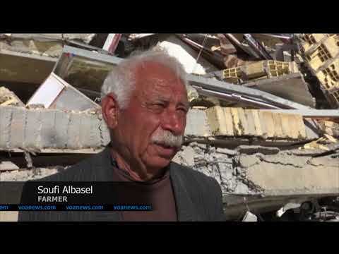 Iran's Earthquake Leaves Thousands Without Home