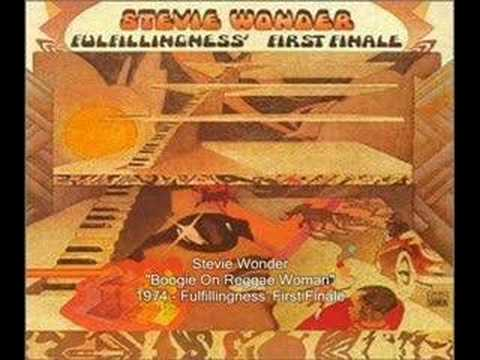 Boogie On Reggae Woman