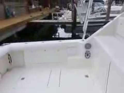 SKYWATER YACHTS - SOLD ! - 2000 45' Cabo For Sale presented by Skywater Yachts