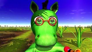 Caballo Verde - Canciones de la Granja 2 - YouTube
