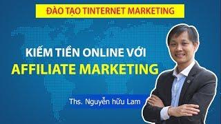 Kiếm tiền Online 2018, Kiếm tiền với Affiliate Marketing, Tiếp thị liên kết