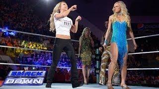 Emma vs. Summer Rae - SmackDown Dance-Off: SmackDown, Feb. 21, 2014