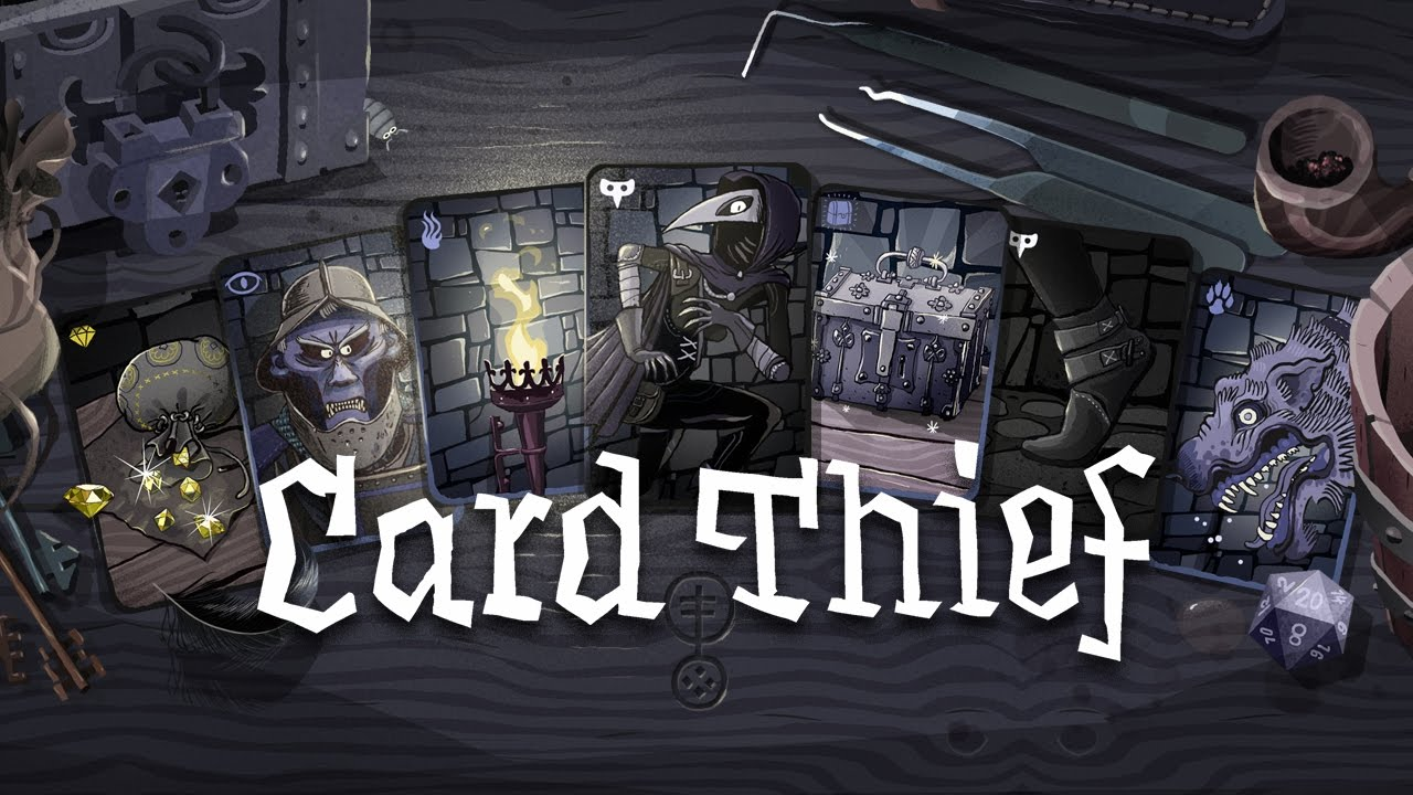 Играй Card Thief На ПК 2