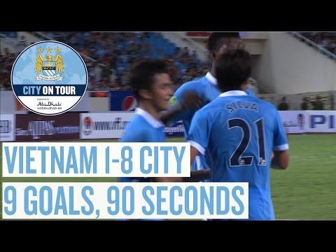 Vietnam - Manchester City