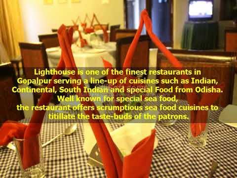 Hotels and resort in Gopalpur - Gopalpur Palm Resort