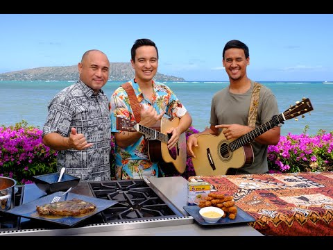 Cooking Hawaiian Style Episode 704 Blayne Asing and Alx Kawakami