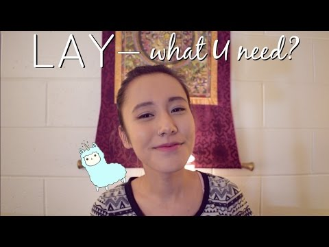 LAY - what U need? Cover