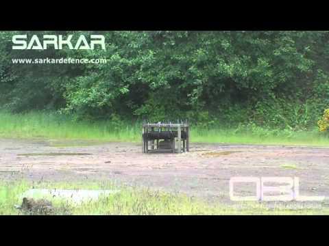 Sarkar Defence Bomb Blanket Blast Test DM51 Grenades