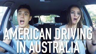 AMERICAN DRIVING IN AUSTRALIA