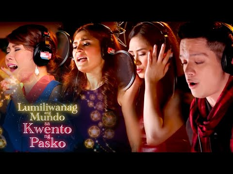 ABS-CBN Christmas Station ID 2012 Recording Sessions