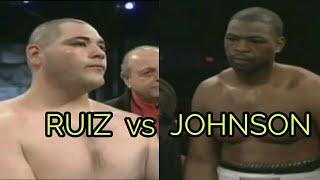 FULL FIGHT : Andy Ruiz Jr vs Theron Johnson 13th Boxing Fight (rare) boxeo 2011 (espanol)