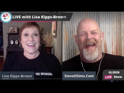 Bluefishing: The Art of Making Things Happen 3-year anniversary! - Steve Sims & Lisa Kipps-Brown