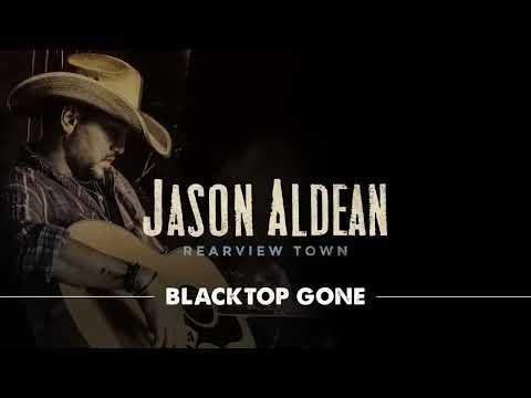 Jason Aldean - Blacktop Gone (Official Audio)