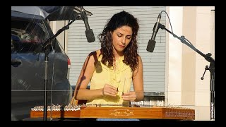 Sadaf Amini - Live Santur Solo