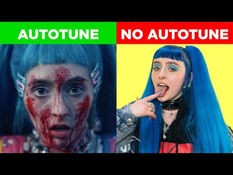 GENIUS INTERVIEWS VS. SONGS PART 8 (AUTOTUNE VS. NO AUTOTUNE)