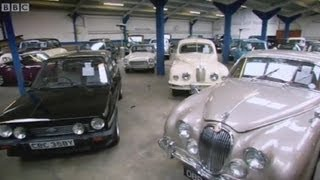 Classic car rally challenge part 1 - Top Gear - BBC