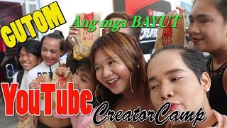 Youtube Creator Camp 2018 (Daming sikat Ft.Baninay, Pamela, Wil, Etc.) | BNT VLOGS #12