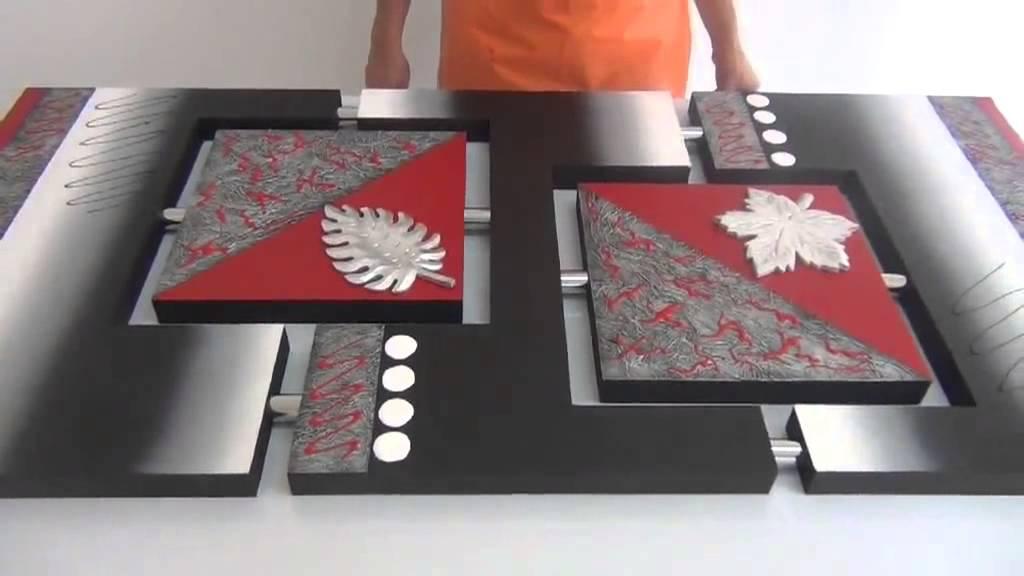Curso cuadros decorativos y tecnicas en madera youtube for Como hacer espejos decorativos modernos