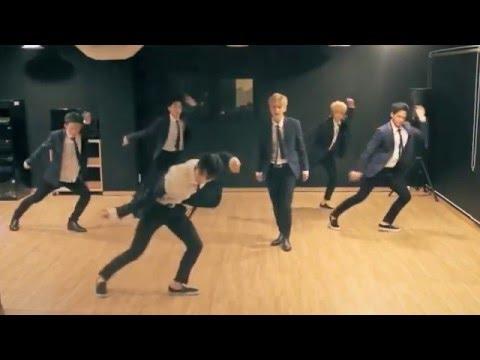 TEEN TOP 'Warning Sign' mirrored Dance Practice