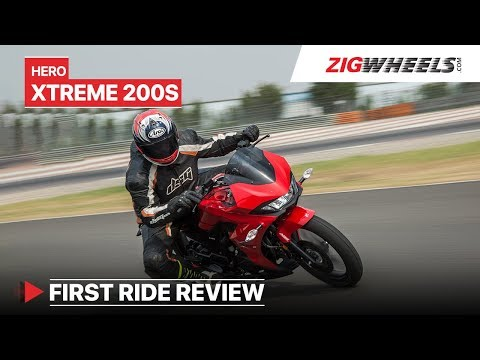 Hero Xtreme 200S Review   Is This The New Karizma?