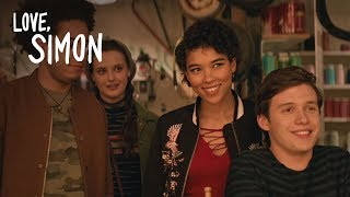 Love, Simon   Inside Out   20th Century FOX