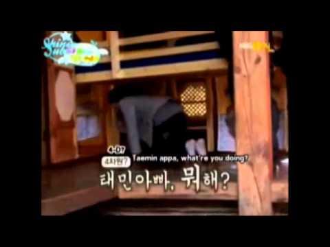 Taemin [Momentos graciosos & lindos]