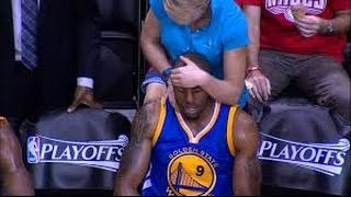 NBA Bloopers And Funny Moments Playoffs 2016