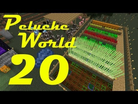 Peluche World - Episodio 20 - Mi Muerte - PreRelease Minecraft 1.6 - Smashpipe Games