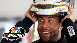 NASCAR: Bubba Wallace shows off personality outside racing | Motorsports on NBC