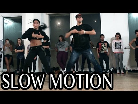 SLOW MOTION - Trey Songz Dance   @MattSteffanina Choreography (@TreySongz)