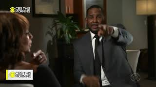 R KELLY INTERVIEW ON AMERICAN TV - WOW !!!