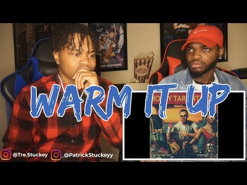 Logic - Warm It Up ft. Young Sinatra (Official Audio) - REACTION