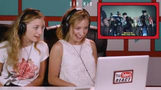 [VIETSUB] Quá trình trở thành ARMY của các Youtubers (Youtubers react to BTS)
