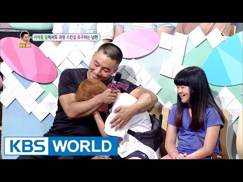 The son burst into tears in studio! [Hello Counselor / 2017.09.04]
