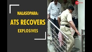 Breaking News: In Maharashtra's Nalasopara, ATS recovers explosives from home