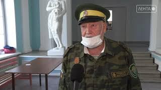 Александр Палатов – золотой призер Забайкальского марафона победы.