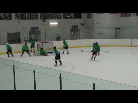 Week 9 Crosby Highlights: 2016 Quest Hockey 4 on 4 Summer League