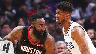 Houston Rockets vs Los Angeles Clippers - Full Game Highlights | April 3, 2019 | 2018-19 NBA Season