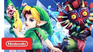 Hyrule Warriors: Definitive Edition - Character Highlight Series Trailer #2 - Nintendo Switch