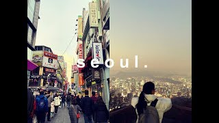 TRAVEL VLOG: SEOUL, SOUTH KOREA 🇰🇷