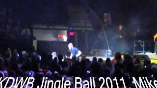 Mike Posner KDWB Jingle Ball Minneapolis