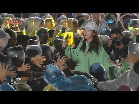 161010 위문열차 키썸(KISUM) _ 슈퍼스타(Superstar) + 심상치 않아(You & Me) @ 육군 수도군단