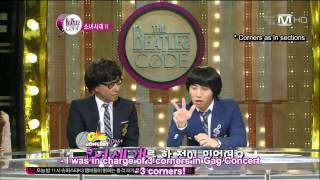 [111215] SNSD at the Beatles Code Part 3 of 4 [Eng Sub]