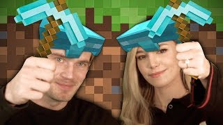 We finally play Minecraft!