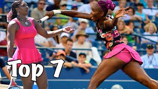 Top 7 Venus Williams Godly Skills to Get the Point!