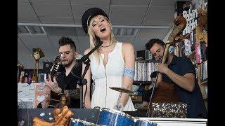 Jenny and the Mexicats: NPR Music Tiny Desk Concert