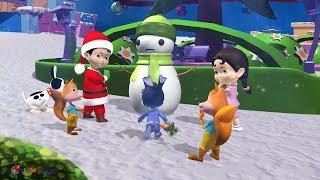 Nhạc Noel Thiếu Nhi - Nhạc Giáng Sinh cho Bé   Jingle Bells   Nhạc Giáng Sinh Sôi Động Nhất 2018